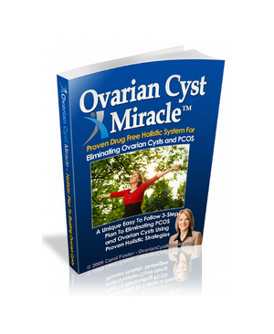 Ovarian cyst miracle