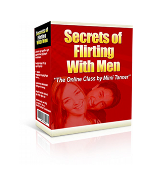 Secrets of flirting with men